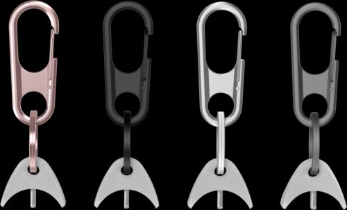 Jura Anchor Uses the AirPods Lightning Port to Add a Carabiner