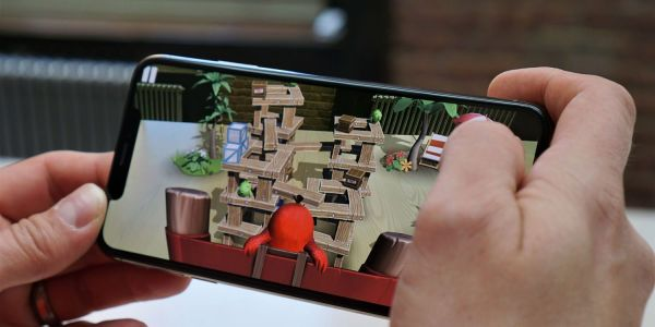 Angry Birds augmented reality game coming to mobile, initially exclusive to iOS