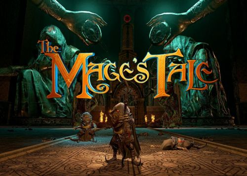 PlayStation VR adventure The Mage's Tale launching soon