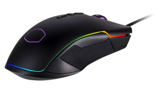Cooler Master Releases CM310 Gaming Mouse: 10000 DPI Sensor, RGB Illumination, $30