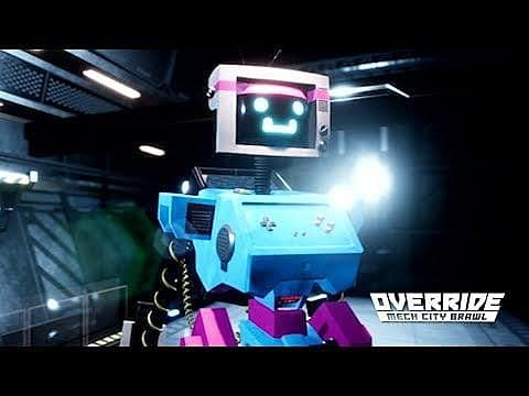 Override: Mech City Brawl Story Campaign Highlighted in New Trailer