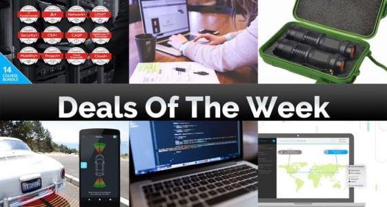 Geeky Gadgets Deals Of The Week, 24th March 2018