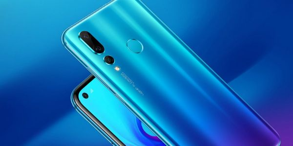 Huawei Nova 4 goes official w/ hole display cutout, 48MP camera, sub-$500 price tag