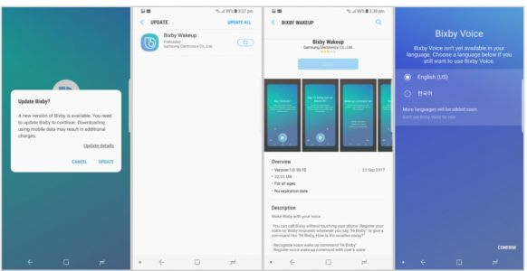 Report: Bixby Voice Now Hitting Samsung Devices In India