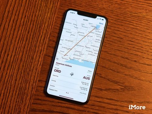 How to quickly track your flights in iMessage for iPhone, iPad, and Mac