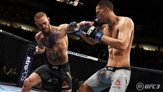 EA Sports Highlights UFC 3's G.O.A.T. Edition Career Mode