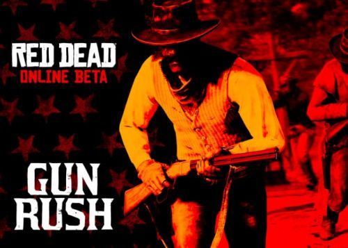 Red Dead Redemption 2 Gun Rush Battle Royale 90 minute gameplay