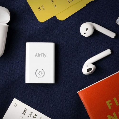 Use your AirPods more efficiently with 15% off the Twelve South AirFly