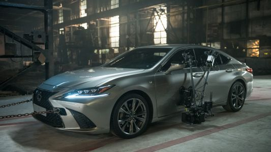 Lexus creates the world's first filmed advert entirely scripted by AI