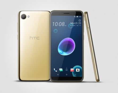 HTC Desire 12 & 12 Plus With 18:9 Display, 3GB Of RAM Officially Announced
