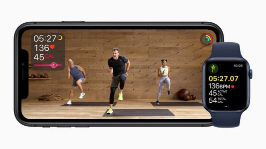 Apple Takes On The Fitness Industry With Apple Fitness+