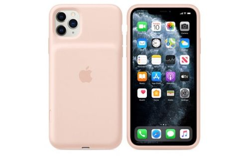 Latest iPhone 11 handsets get new Smart Battery Cases