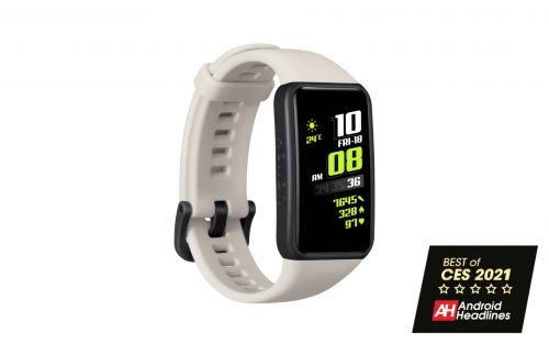 Best Of CES 2021: HONOR Band 6