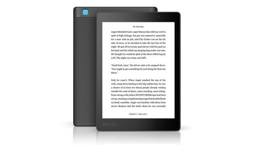 Kobo Aura One ereader takes on Kindle with giant 32GB storage