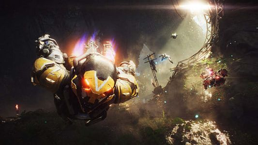 Anthem Closed Alpha Details Revealed