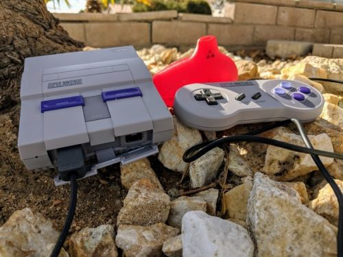 How to add games to SNES Classic