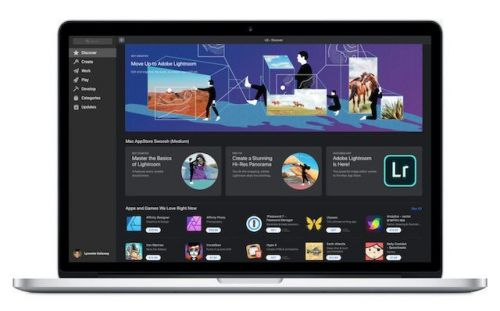 Adobe Lightroom Is Now Available From The Mac App Store