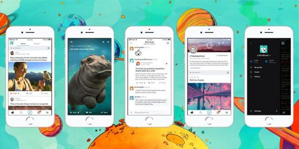 Official Reddit App for iOS Gains Chat Function, Live Comments, Theater Mode and More