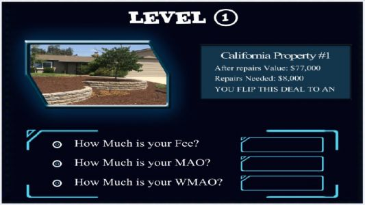 Take a Class in Real-Life Real Estate Investment With Bank Foreclosure Millionaire