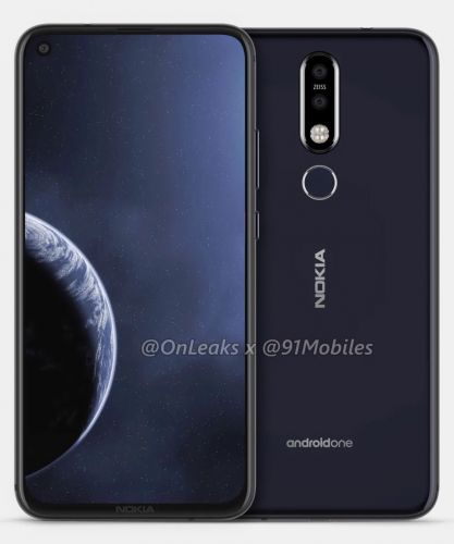 Nokia 8.1 Plus is the company's most modern-looking phone yet