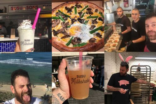 Israeli Chef Omer Miller Turns His Attention to Street Food With a New Pizzeria