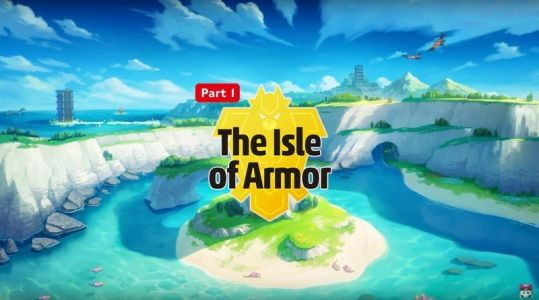 Pokémon Sword and Shield Isle of Armor news will be revealed on June 2