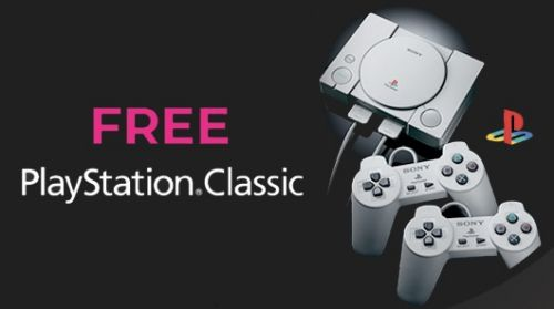 SIM only special: get a free PlayStation Classic with EE SIMO deals from only £12 p/m