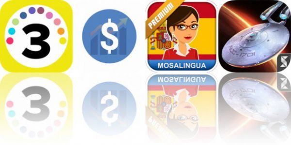 Today's Apps Gone Free: 3rd Grade Reading Prep, Budget and MosaLingua
