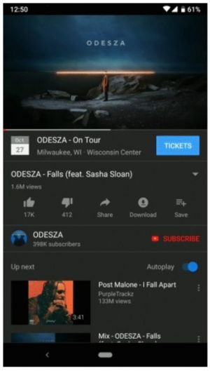 YouTube & Eventbrite Team Up To Sell Concert Tickets In Videos