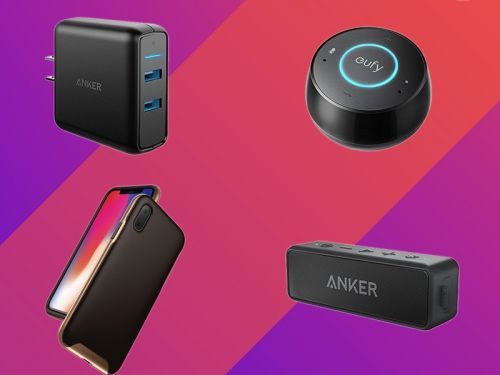 Anker's Black Friday deals start today, with sales on chargers, speakers, and more