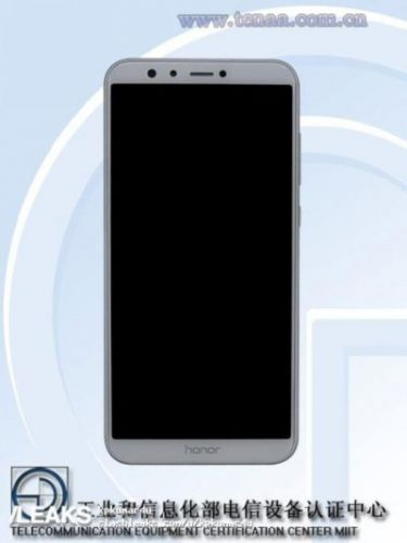 New Honor Phone Gets Certified, Resembles The Honor 7X