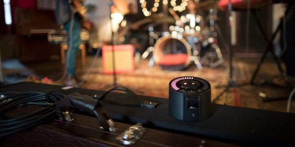Recording on Android just got a lot better w/ the all-in-one Spire Studio system