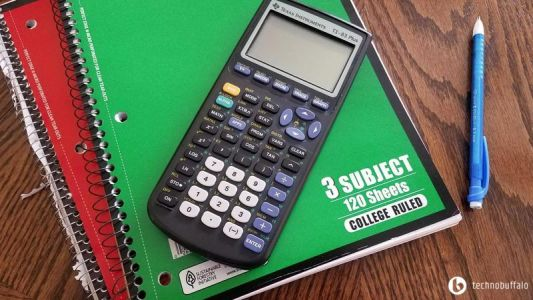 Count all the ways you love these graphing calculators