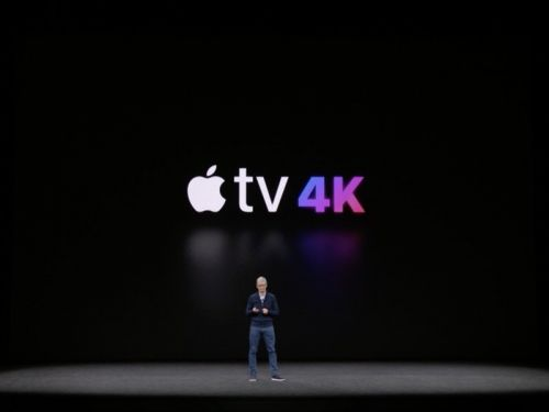 How to order Apple TV 4K in the UK