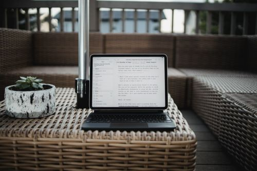 How I've Set up iA Writer After Moving from Ulysses