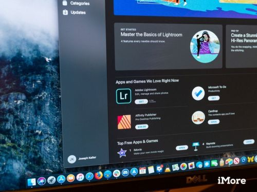 Adobe Lightroom makes its return to the Mac App Store