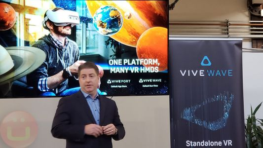 HTC VIVE Focus VR Headset For Enterprise