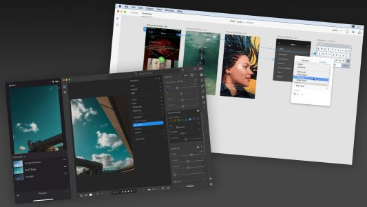 Adobe XD updated with overlays and fixed elements, Lightroom CC gains preset syncing, more