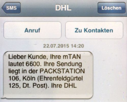 Millions of SMS texts in unsecured database expose 2FA codes and reset links