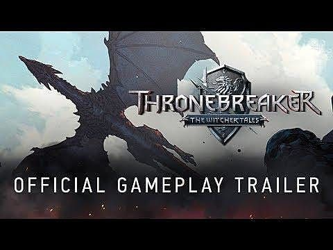 Gameplay Trailer Gives Closer Look At Thronebreaker: The Witcher Tales