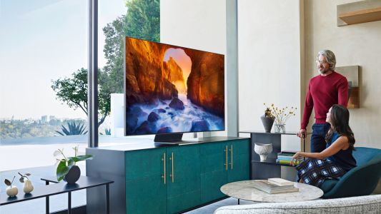 Samsung's 2019 QLED TVs will feature AMD Radeon Freesync and iTunes
