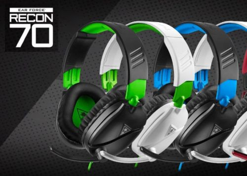 Turtle Beach Recon 70 affordable gaming headset launches for £30