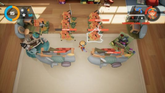 Sleep Tight pits kids against monsters from under the bed on July 26