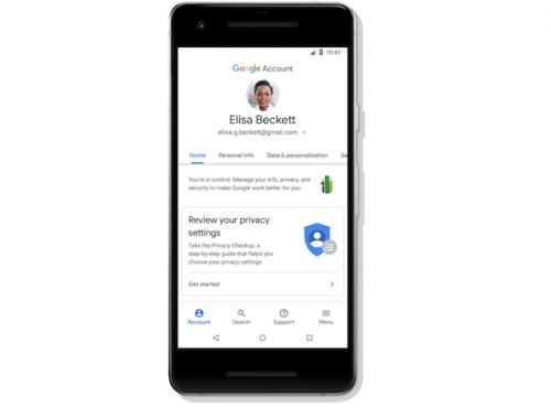 Google Revamps Account Safety On Android