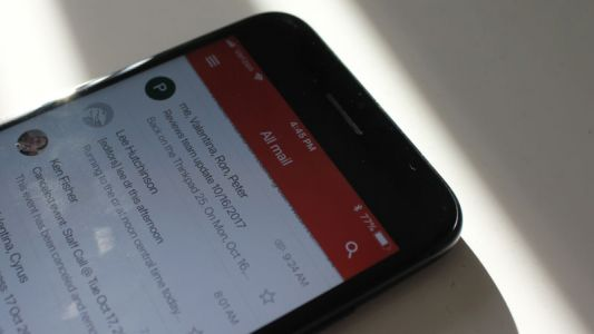 Google is testing third-party email support on Gmail's iOS app
