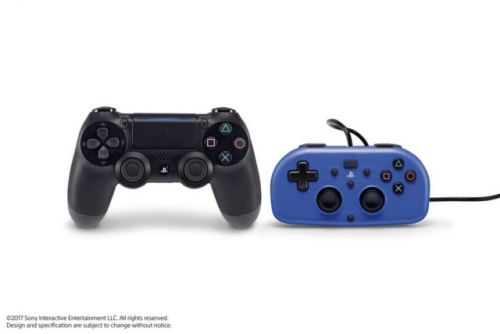 Sony Unveils Mini Wired Gamepad For The PS4