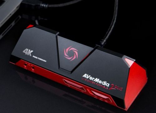 AverMedia Live Gamer Portable 2 Plus adds 4K passthrough support to a great capture card