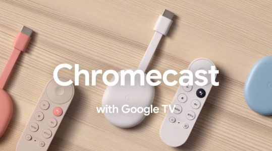 The New Chromecast With Google TV Is The Go-Anywhere Google TV