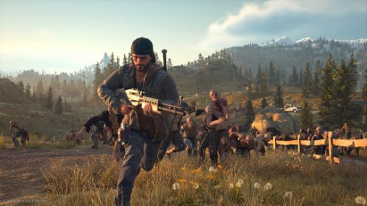 PS4 zombie exclusive Days Gone shuffles to April
