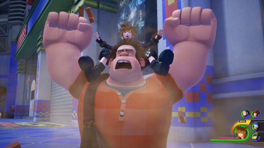 Kingdom Hearts III hands-on - Wreck-It Ralph, Toy Story, and Hercules bring the Disney magic